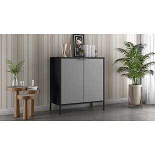 Rawley Double Wide Storage Cabinet