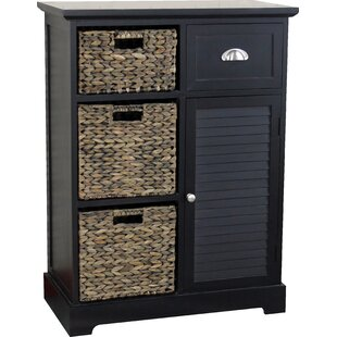 Fleming Storage 1 Door Accent Cabinet by Beachcrest Home