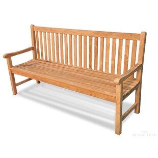 Annagrove Teak Garden Bench
