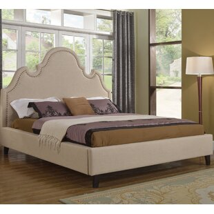 Upholstered Platform Bed by BestMasterFurniture Looking for