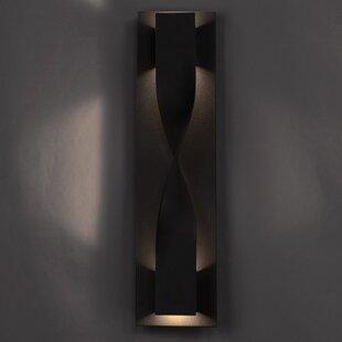 Modern Forms Twist LED Outdoor Flush Mount