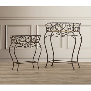 Cummings Plant Stand (Set of 2) by Rosalind Wheeler