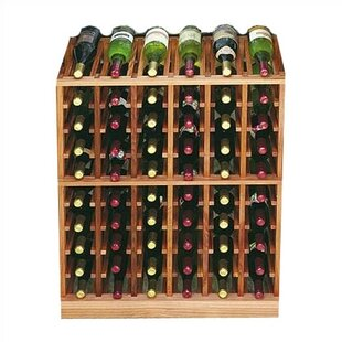 Designer Series 60 Bottle Floor Wine Rack..