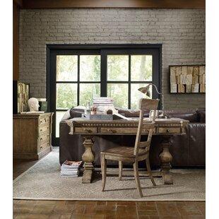 Sorella 2-Piece Desk Office Suite by Hooker Furniture