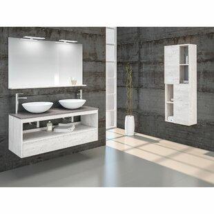 Edmund 1200mm Wall Hung Single Vanity By Belfry Bathroom