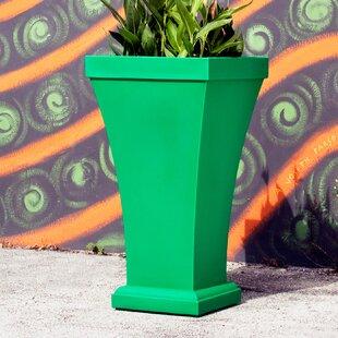 Mayne Inc. Bordeaux Plastic Pot Planter