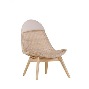 Latitude Vive Rattan Deep Seat Lounge Chairs