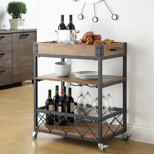 Mercury Row Zona Kitchen Cart