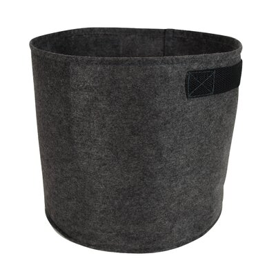 Bloem Down and Dirty Fabric Pot Planter Size: 15.7 H x 21.6 W x 21.6 D