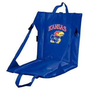 Collegiate Stadium Seat - Kansas by Logo Brands
