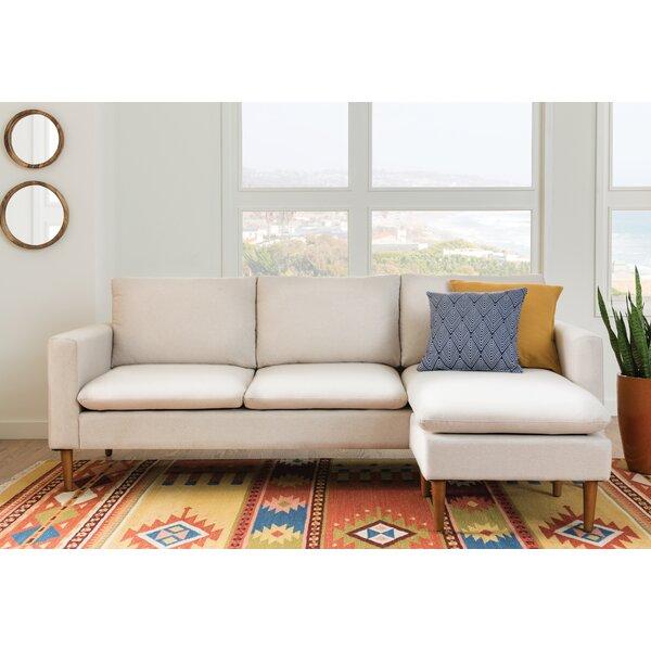 Cool Modern Contemporary Braxton Studio Sectional Allmodern Andrewgaddart Wooden Chair Designs For Living Room Andrewgaddartcom