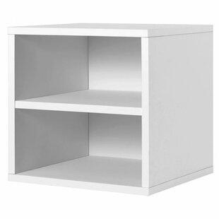 Reviews Carrabba Standard Bookcase ByHazelwood Home