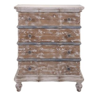 Tansey 4 Drawer Chest by Woodland Imports
