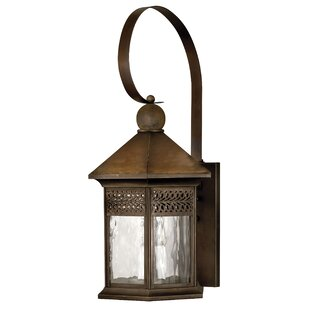 Westwinds 3-Light Outdoor Wall Lantern by..