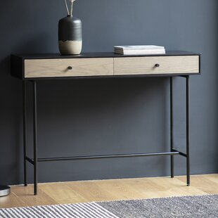 Alviso Console Table By Brambly Cottage