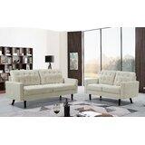 Brigman 2 Piece Living Room Set by Mercer41