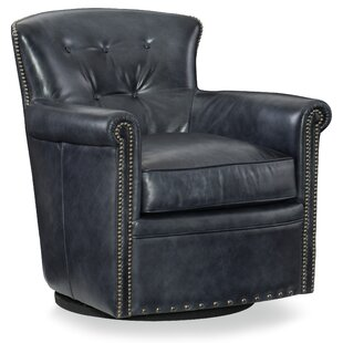 Jacob Swivel Club Chair