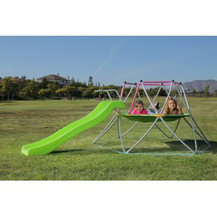 Dome Climber by Slide Whizzer