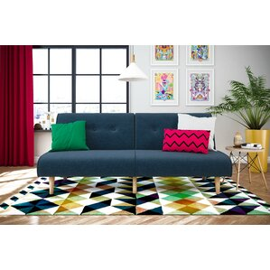 Palm Springs Split Convertible Sofa by Novogratz