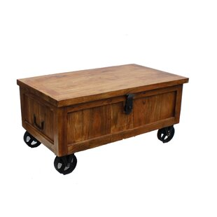 Tosha Trunk Chest On Wheel By Alpen Home