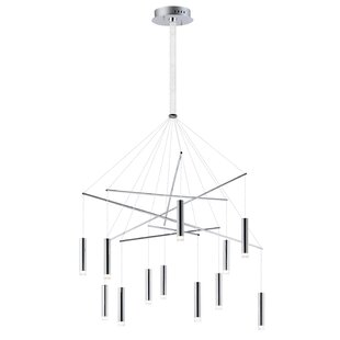 Orren Ellis Sepviva 12-Light LED Pendant