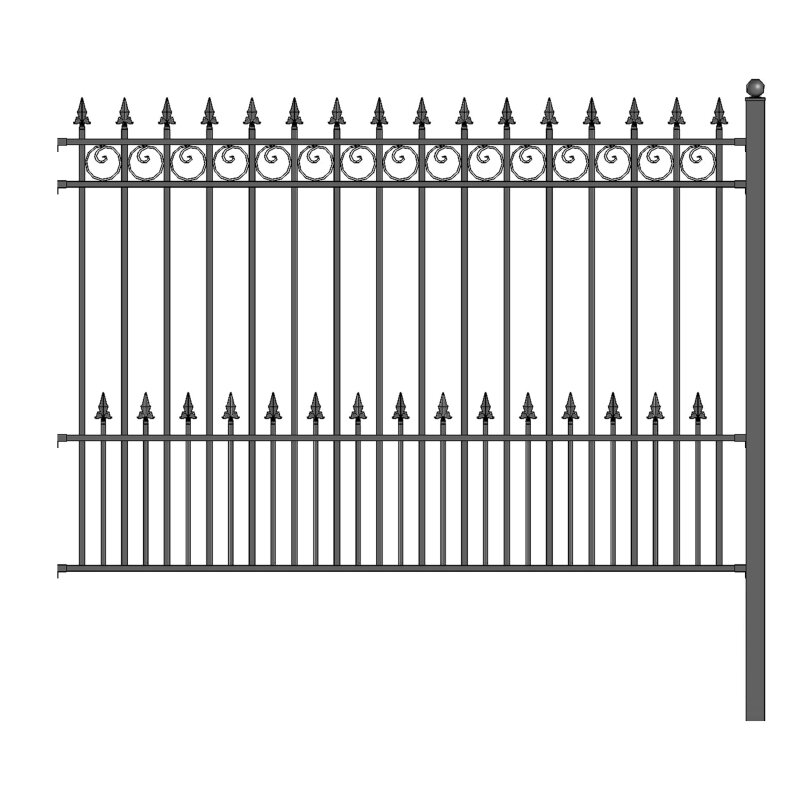 Dorable Welded Wire Fence Panels Crest - Wiring Diagram Ideas ...