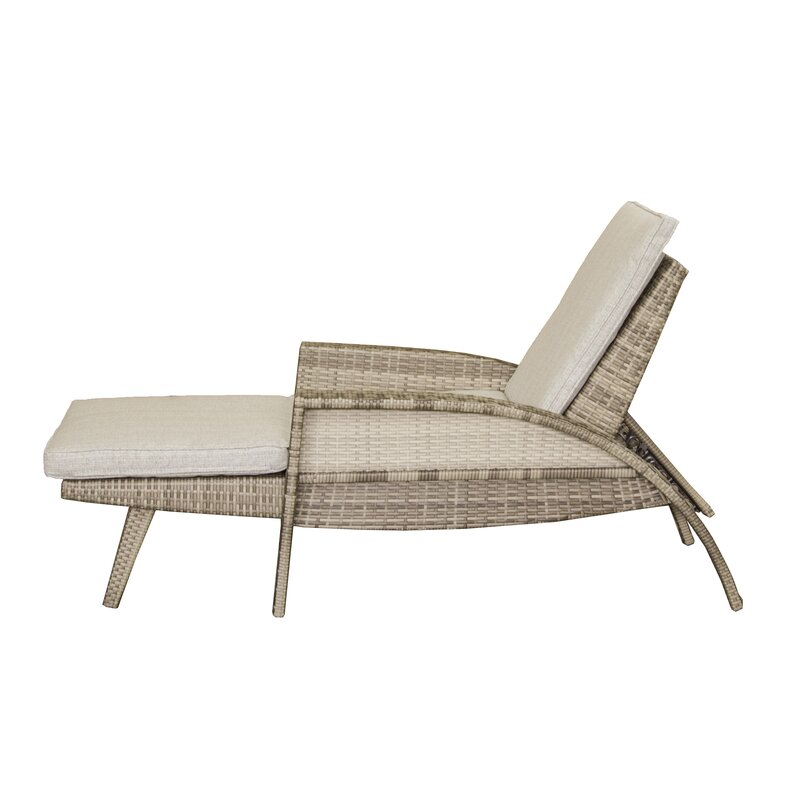 Ink Ivy Anna Convertible Chaise Lounge & Reviews
