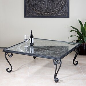 Lujan Coffee Table by World Menagerie