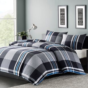 Carpenter Reversible Comforter Set