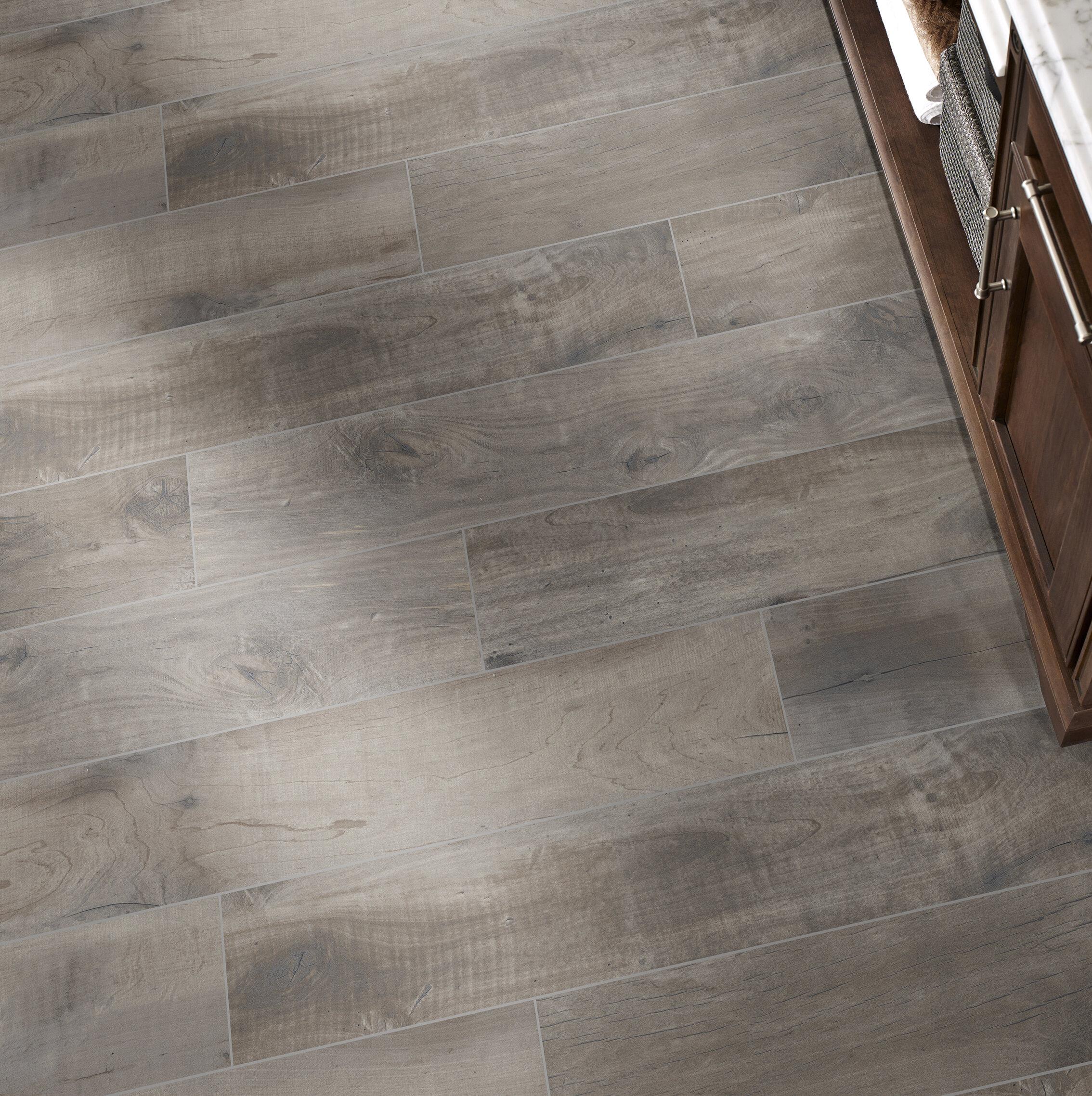 Cleveland Roble 9 X 48 Porcelain Wood Look Tile Jc Floors Plus