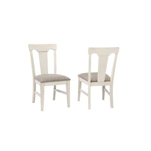 Yvonne Panel Back Dining Chair (Set of 2)