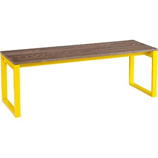 Hitton Bench by Wrought Studio
