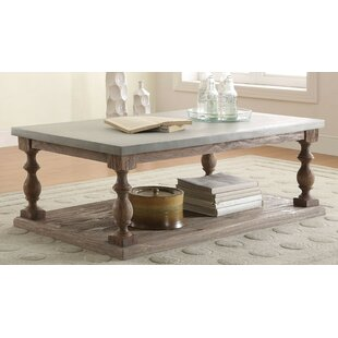 Best Choices Janell Coffee Table By Canora Grey