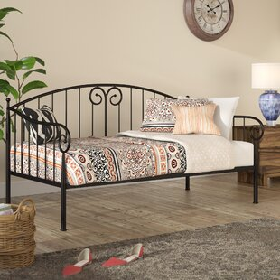 Buy luxury Vivienne Transitional Twin Daybed by World Menagerie Reviews (2019) & Buyer's Guide