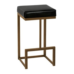 Kucera Bar Stool Everly Quinn