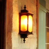 Darby Home Co Barson 3-Light Outdoor Flush Mount
