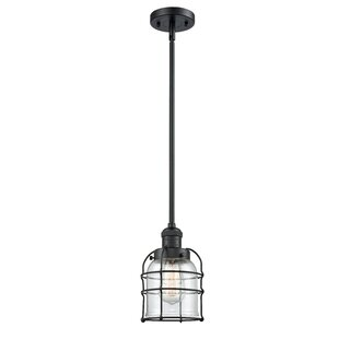 Breakwater Bay Hansel 1-Light Bell Pendant