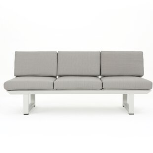 Lobdell Patio Sofa with Cushions