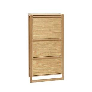 Artemas 15 Pair Shoe Storage Cabinet By Ebern Designs