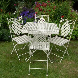 Wayne 4 Seater Bistro Set By Sol 72 Outdoor