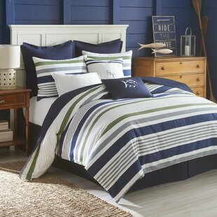 Southern Tide Sullivan 100% Cotton Comforter Set