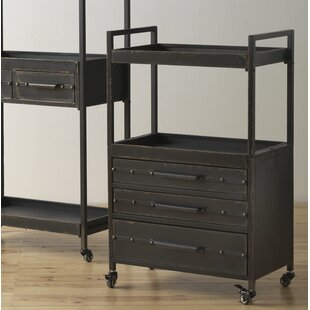 Branam 3 Drawer Filling Cabinet By Williston Forge