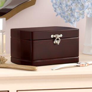 Treasure Chest Dual Layer Jewellery Box