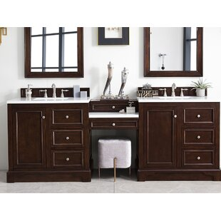 Kewstoke 96 Double Bathroom Vanity Set by Alcott Hill