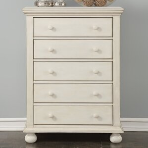 Lia 5 Drawer Chest by Ophelia & Co.