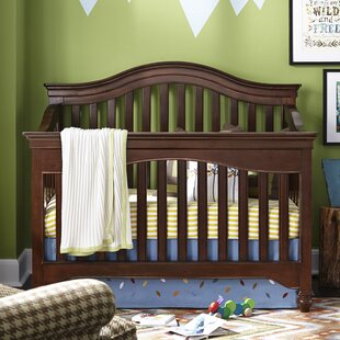 Read Reviews Chassidy 4-in-1 Convertible Crib By Harriet Bee