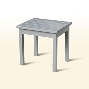 Franklin Springs Porch End Table by August Grove