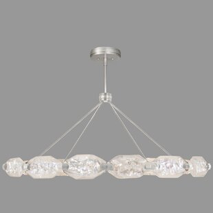 Allison Paladino 24-Light Crystal Chandelier by Fine Art Lamps