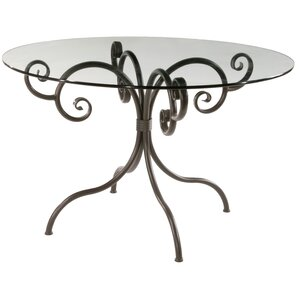 Waterbury Breakfast Dining Table by Stone County Ironworks