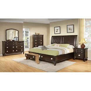 Darby Home Co Darci Panel Configurable Bedroom Set